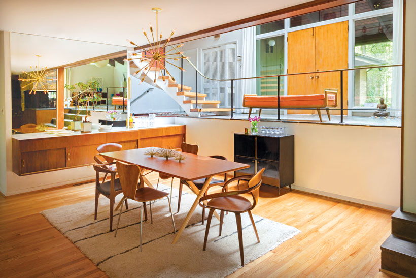 Inside A 1959 Vintage Mid Century Modern Utopia Home